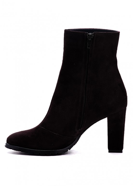 935021 Замшевые ботинки