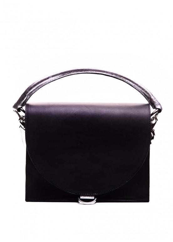 94902 Черная кожаная сумка