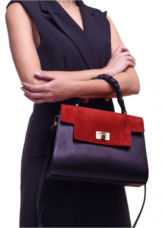 92501 Кожаная сумка