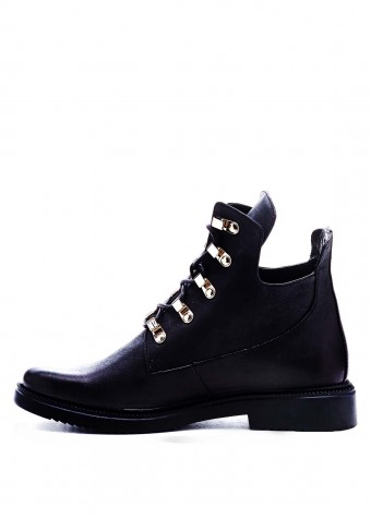 530602 Шкіряні черевики