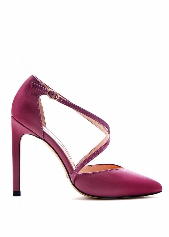 762631 Лиловые туфли