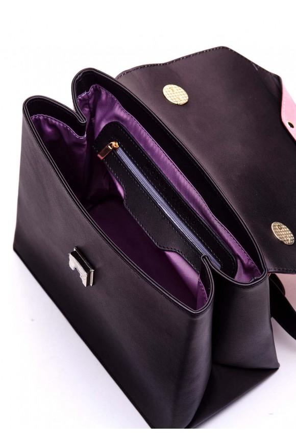 Шкіряна стильна сумка