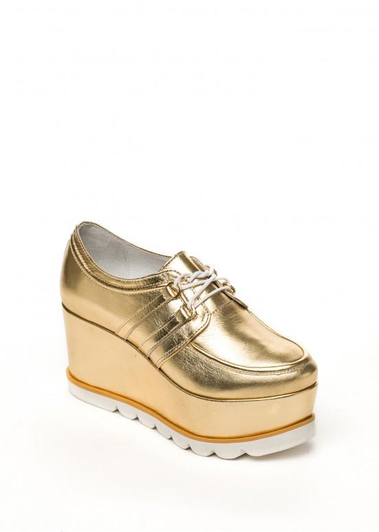 Туфли на танкетке 285621