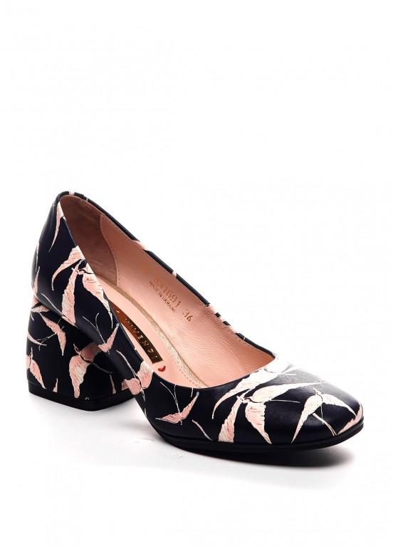 631691 Кожаные туфли