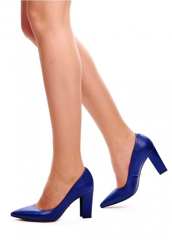 721032 Синие туфли