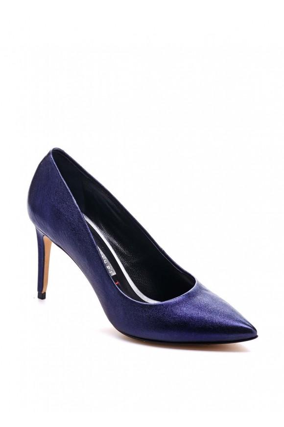 туфлі сині