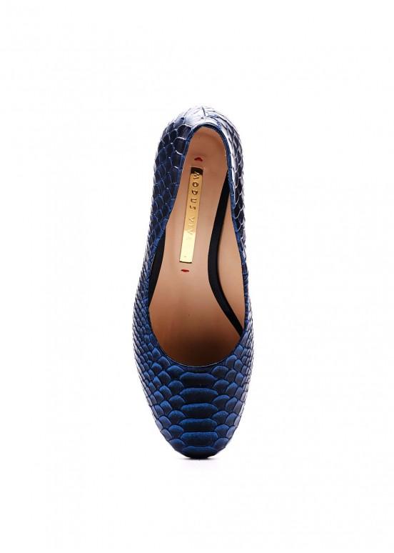 960301 Туфли из натуральной кожи