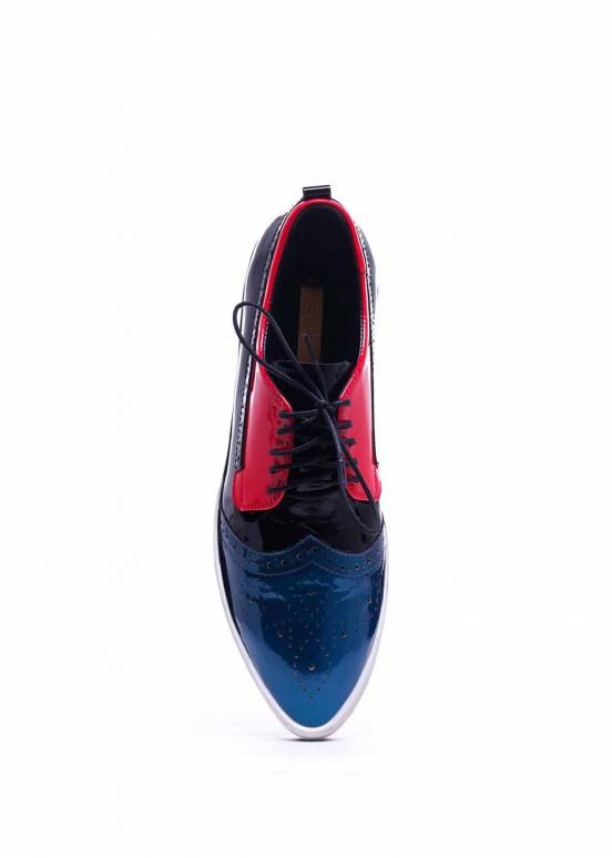 Туфли на шнуровке 468501