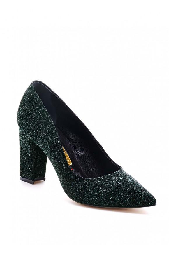 Туфли с блеском