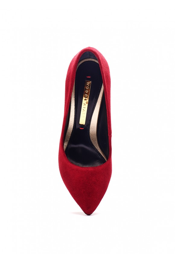Туфлі кольору