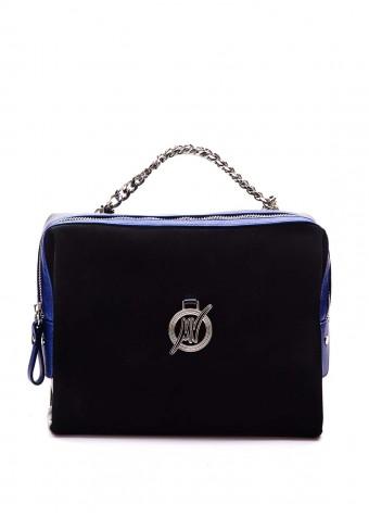 89802 Замшевая сумка