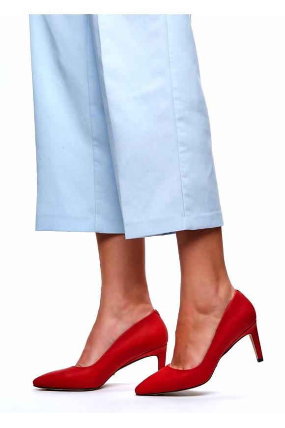 621055 Красные туфли