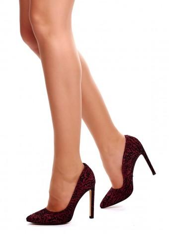 764401 Замшевые туфли