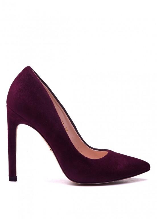 764491 Лиловые туфли