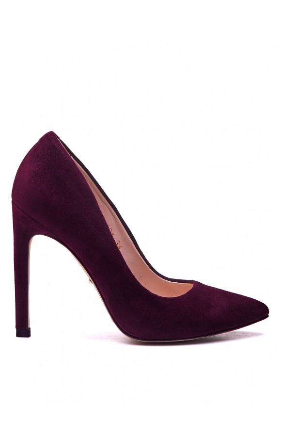 Лілові туфлі