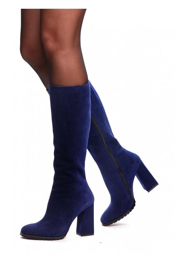 Сині чоботи