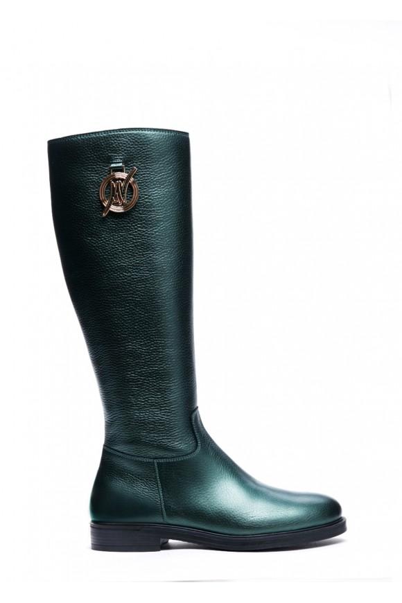 Зелені чоботи