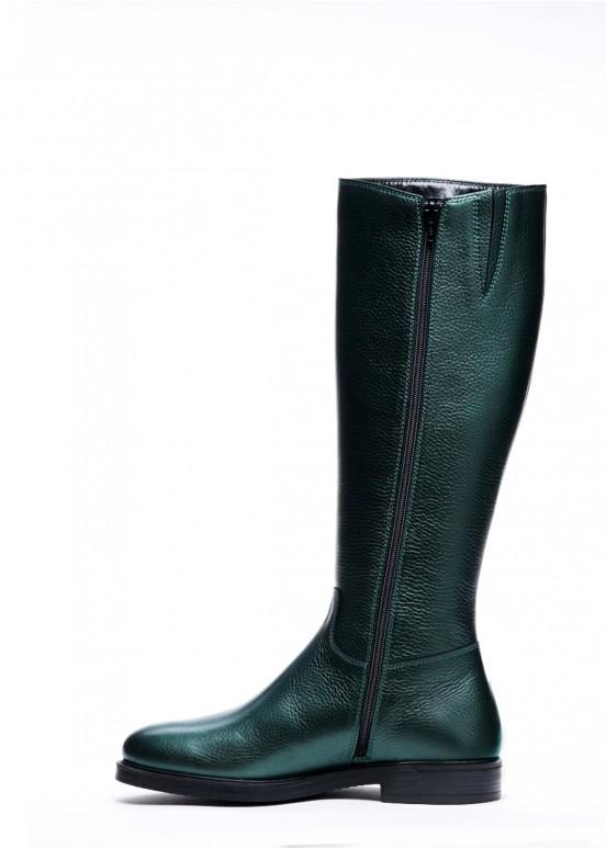 972101 Зеленые сапоги