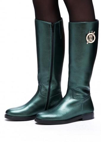 972101 Зелені чоботи