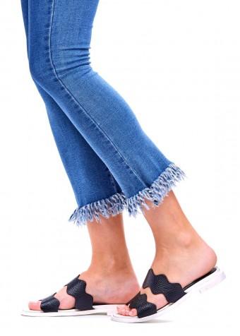 786311 Кожаные сандалии