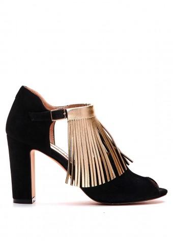 Туфли со съемным украшением 933912