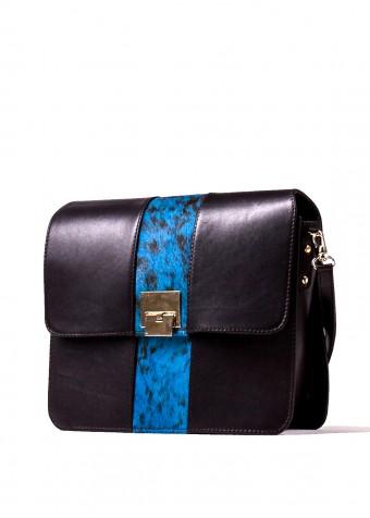 39802 Кожаная сумка