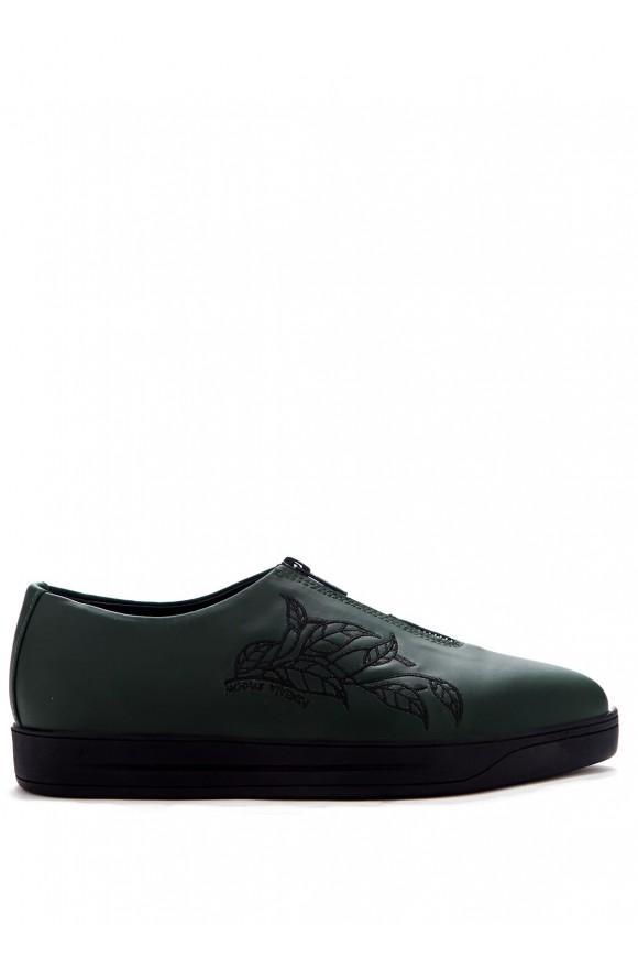 469302 Зелені туфлі