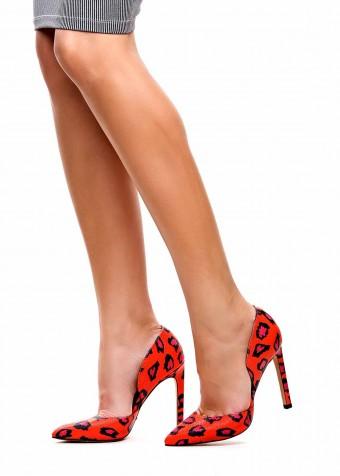 762301 Леопардові туфлі